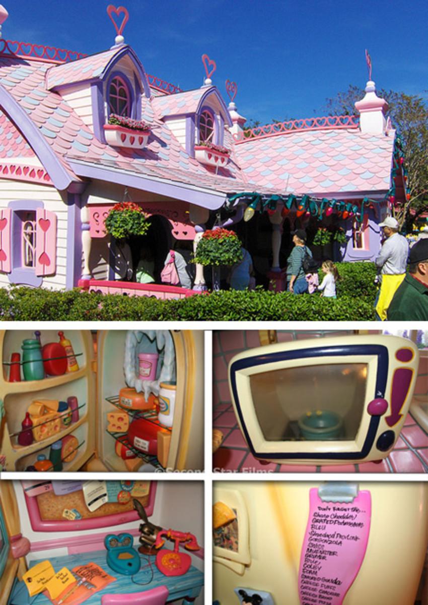 Located at Disneyland Anaheim, California