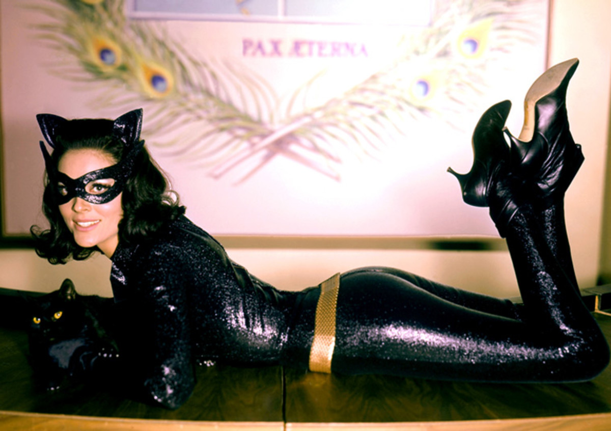 Lee Meriwether played Catwoman in the Batman movie