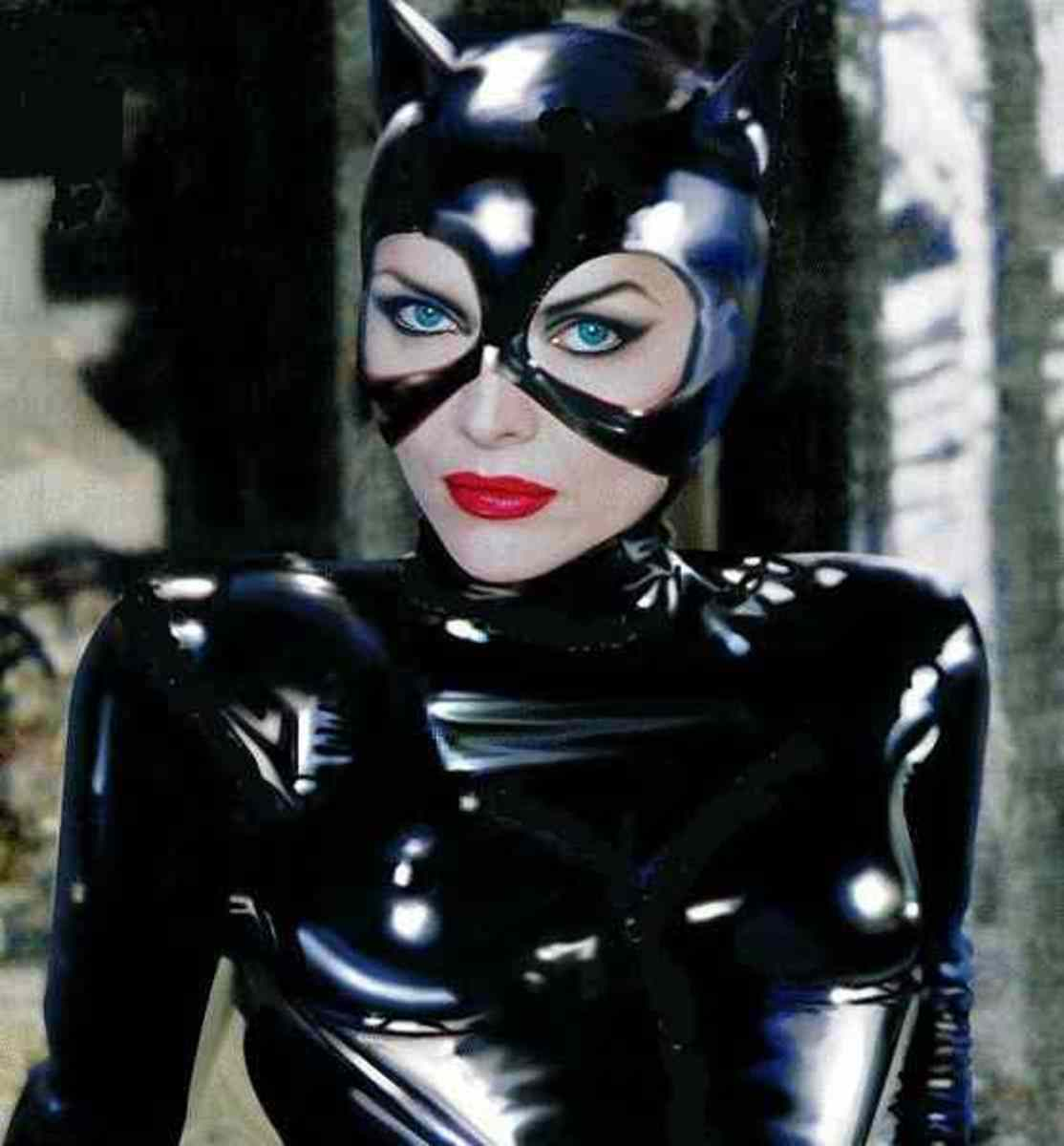Michelle Pfeiffer from Batman Returns