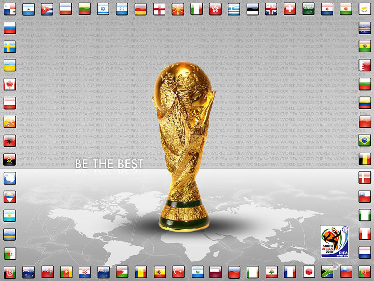 World Cup's Golden Cup