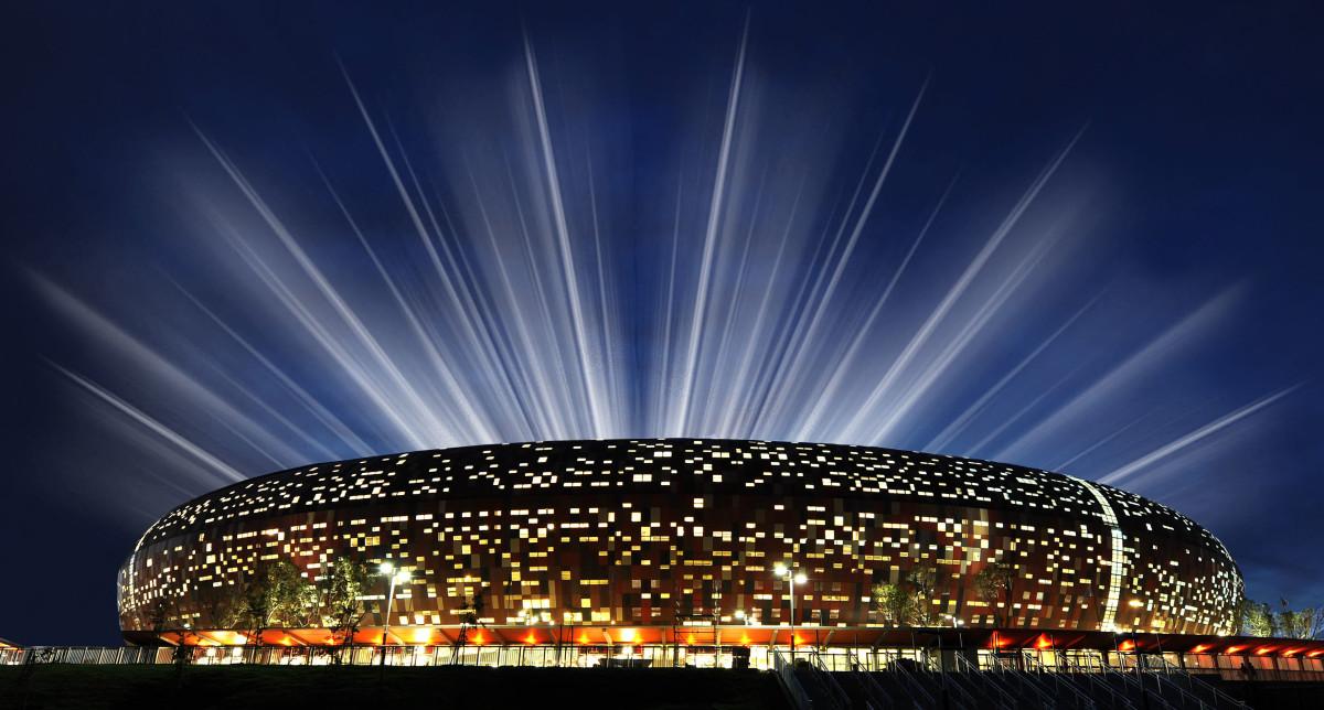 Soccer City - FNB Soccer Stadium
