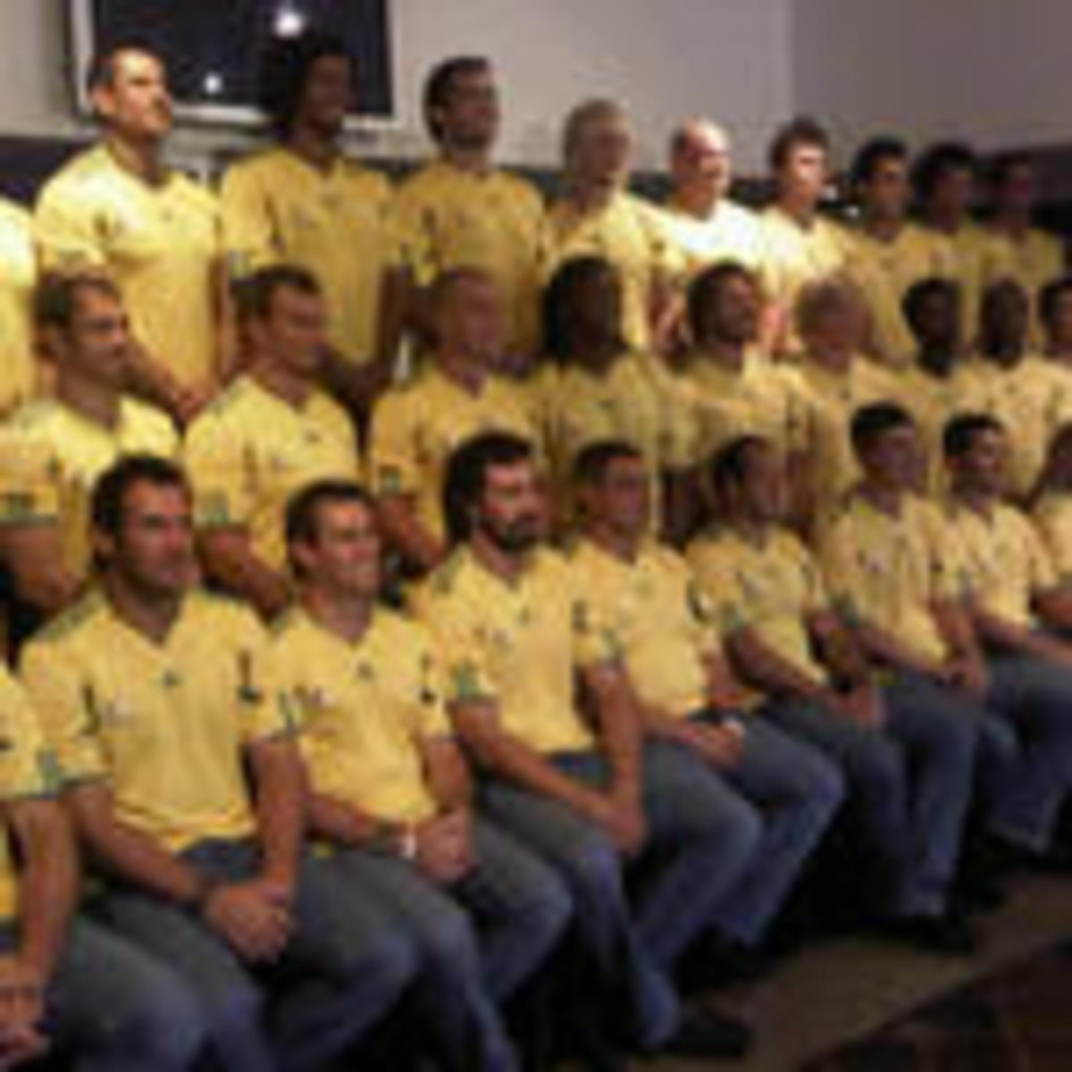 The Blue Bulls Ruby Team that played in Orlando south Africa