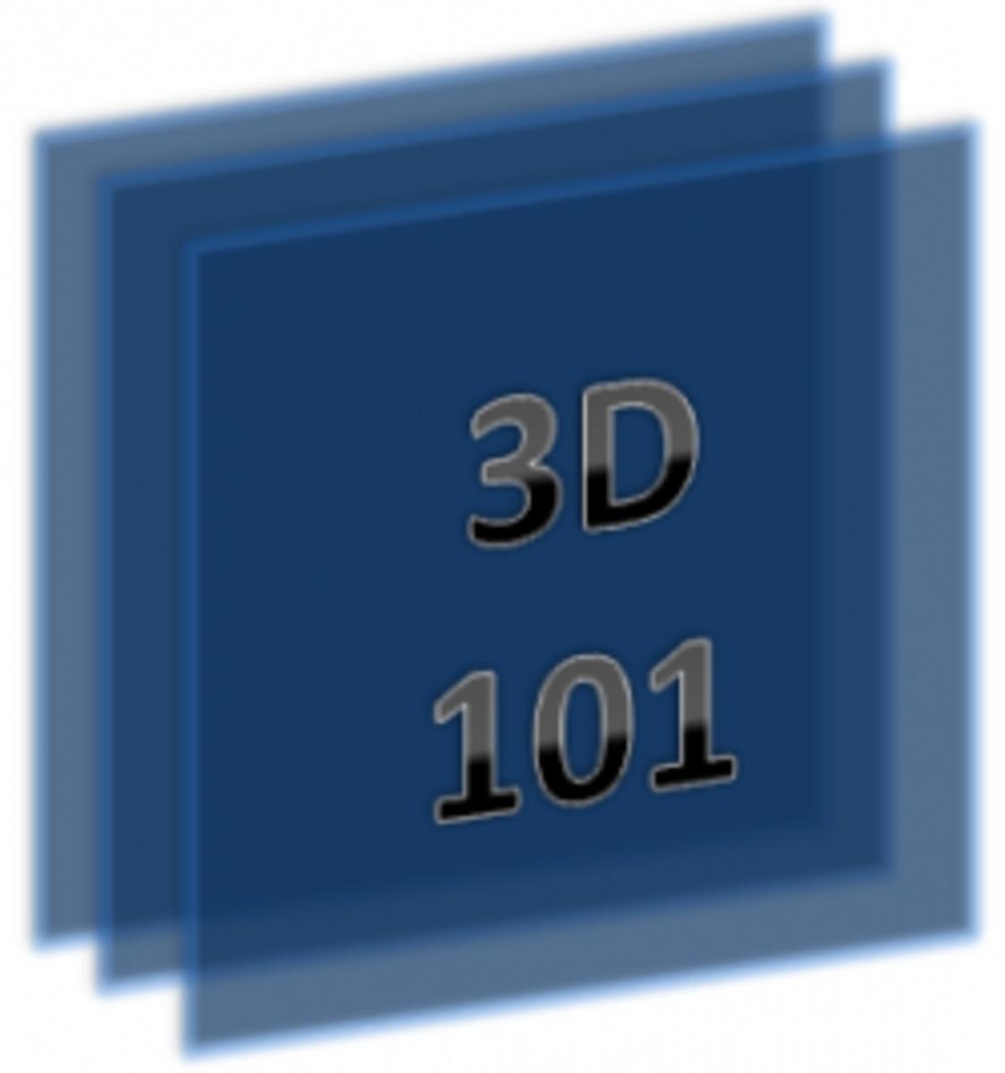 3D 101