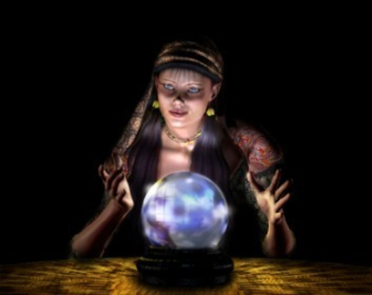 The Classic Fortune Teller