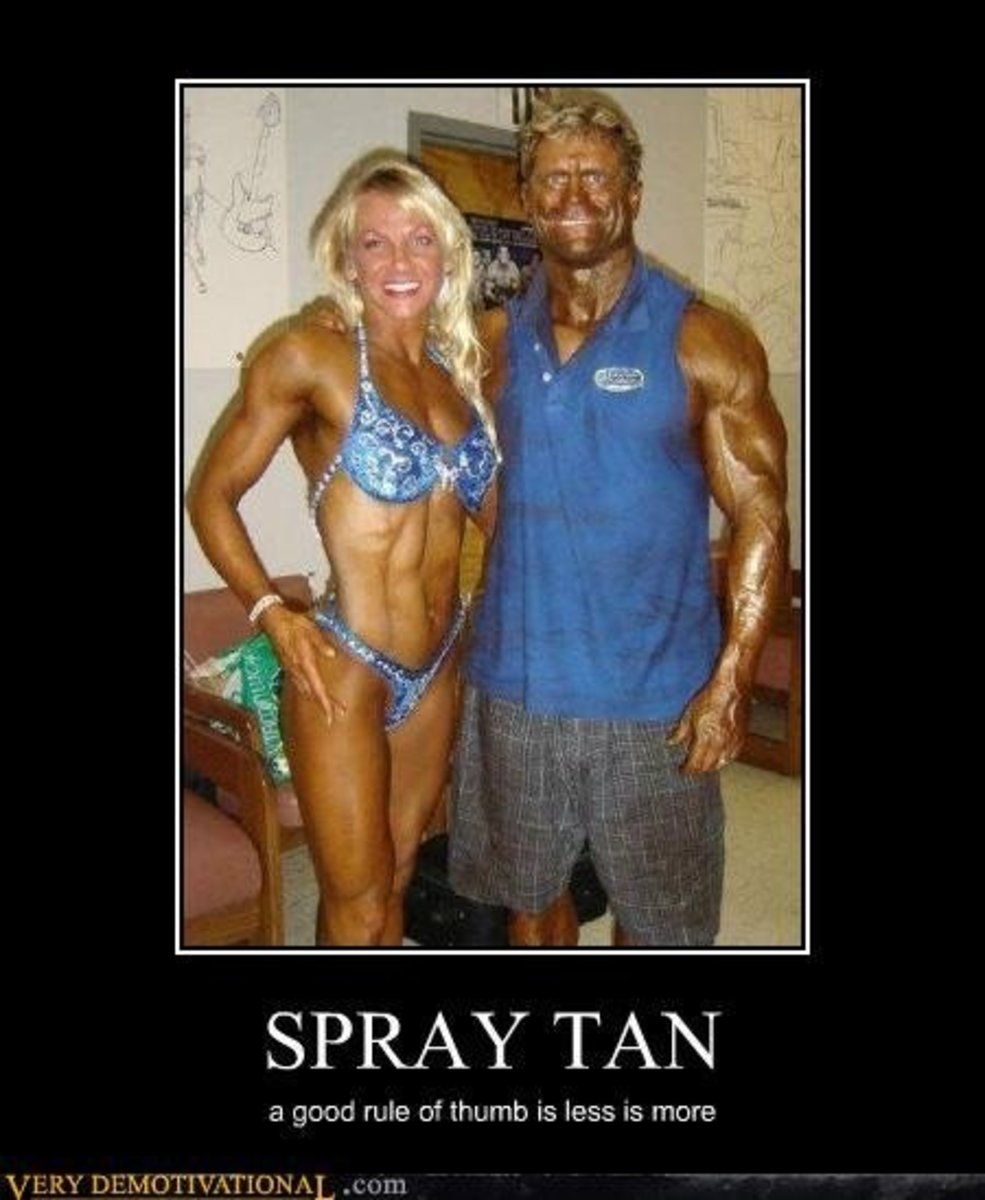 spray, tan, sorority, demotivational, posters, humor, jokes, comedy, funny, lol