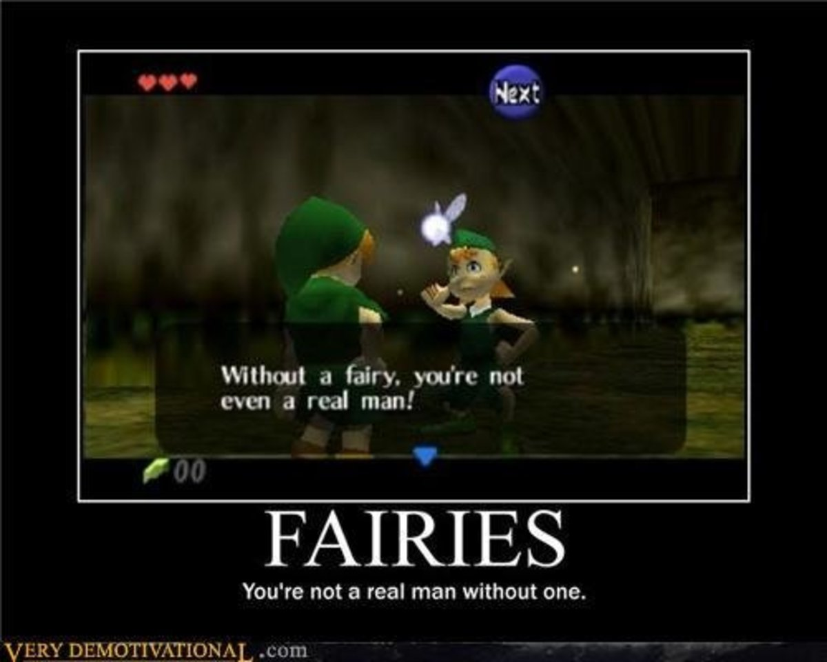 zelda, link, 64, nintendo, mido, demotivational, posters, humor, jokes, comedy, funny, lol