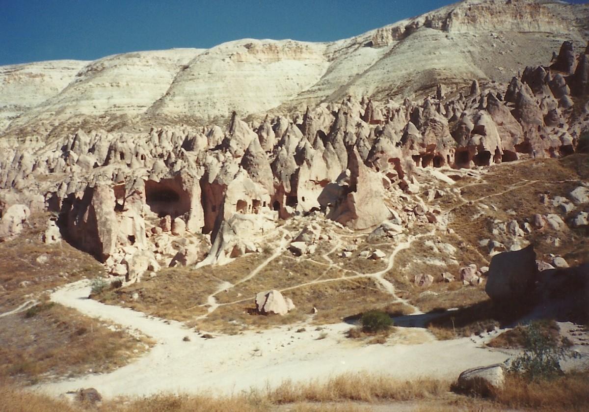 Capadoccia, near Ankara
