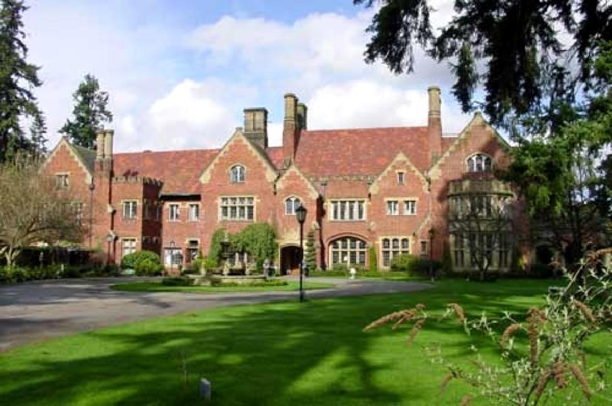 Famous Haunted Places Thornewood Castle