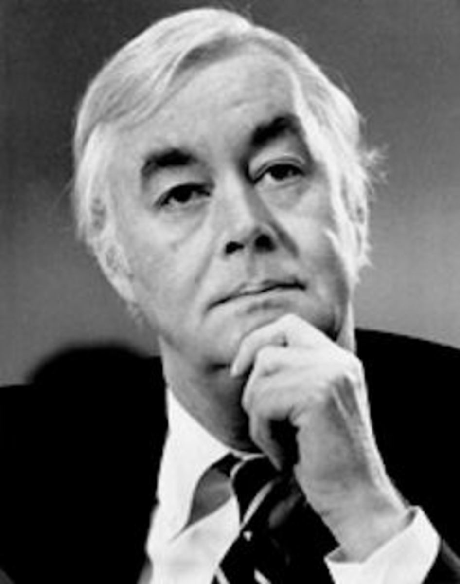 U.S.Senator Daniel Patrick Moynihan -- His commission's report confirmed McCarthy's claims of communist infiltration.