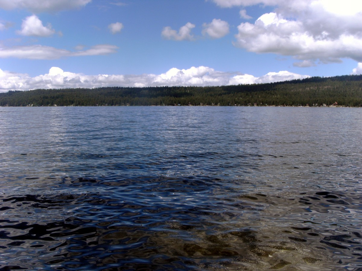 Hubtrails goes to Ponderosa State Park in McCall, Idaho
