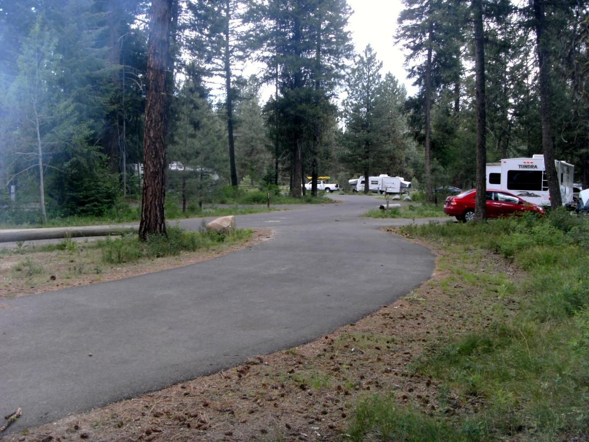 RV campground.