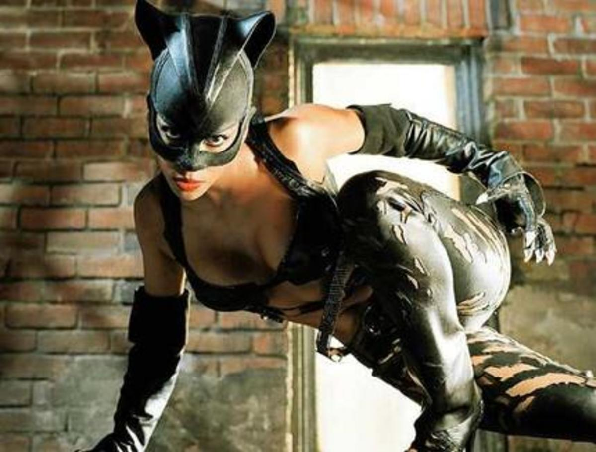 The silly plot and overly-revealing costume ruined Bery's chances to shine as Catwoman