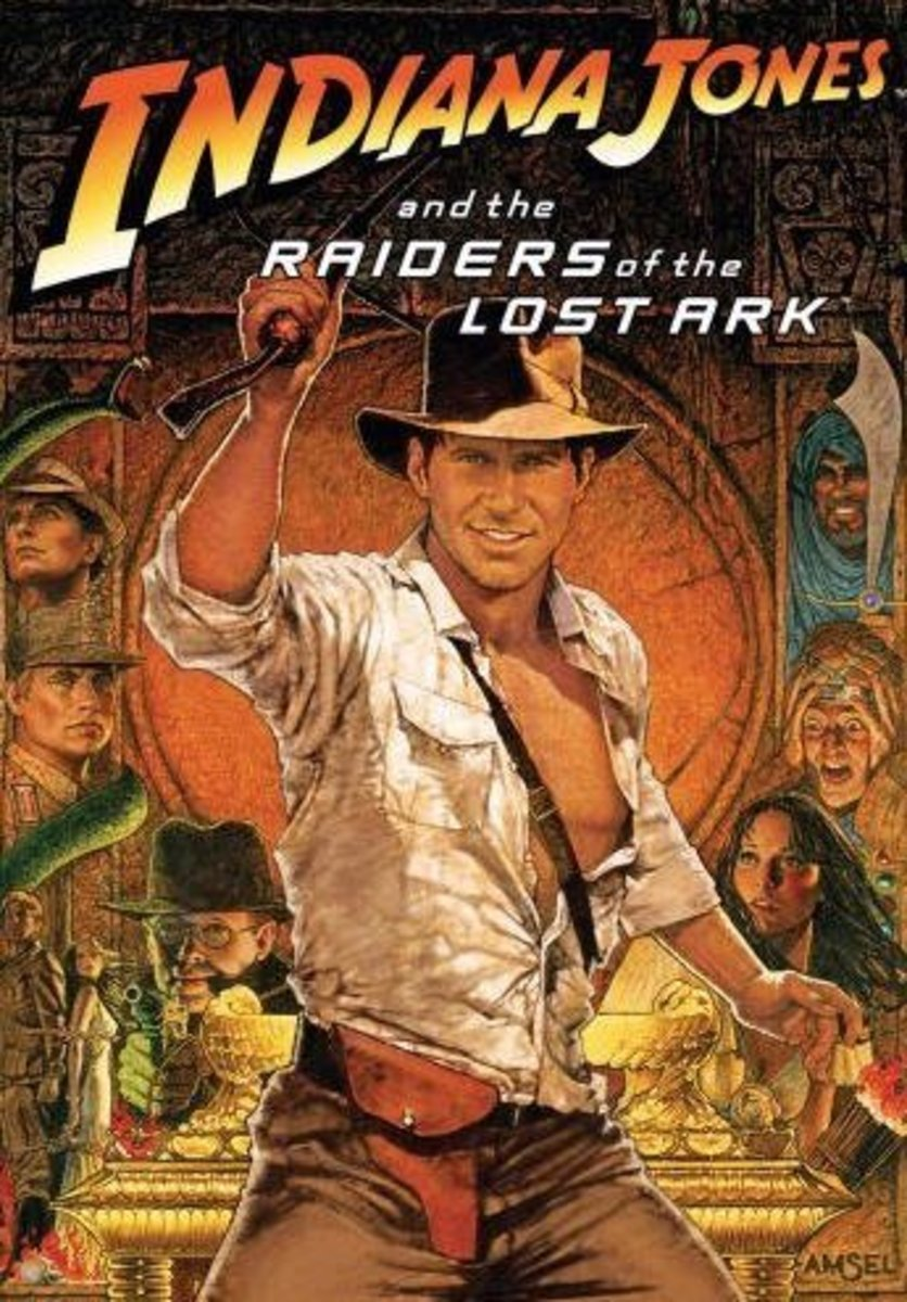 Indiana Jones movies in order