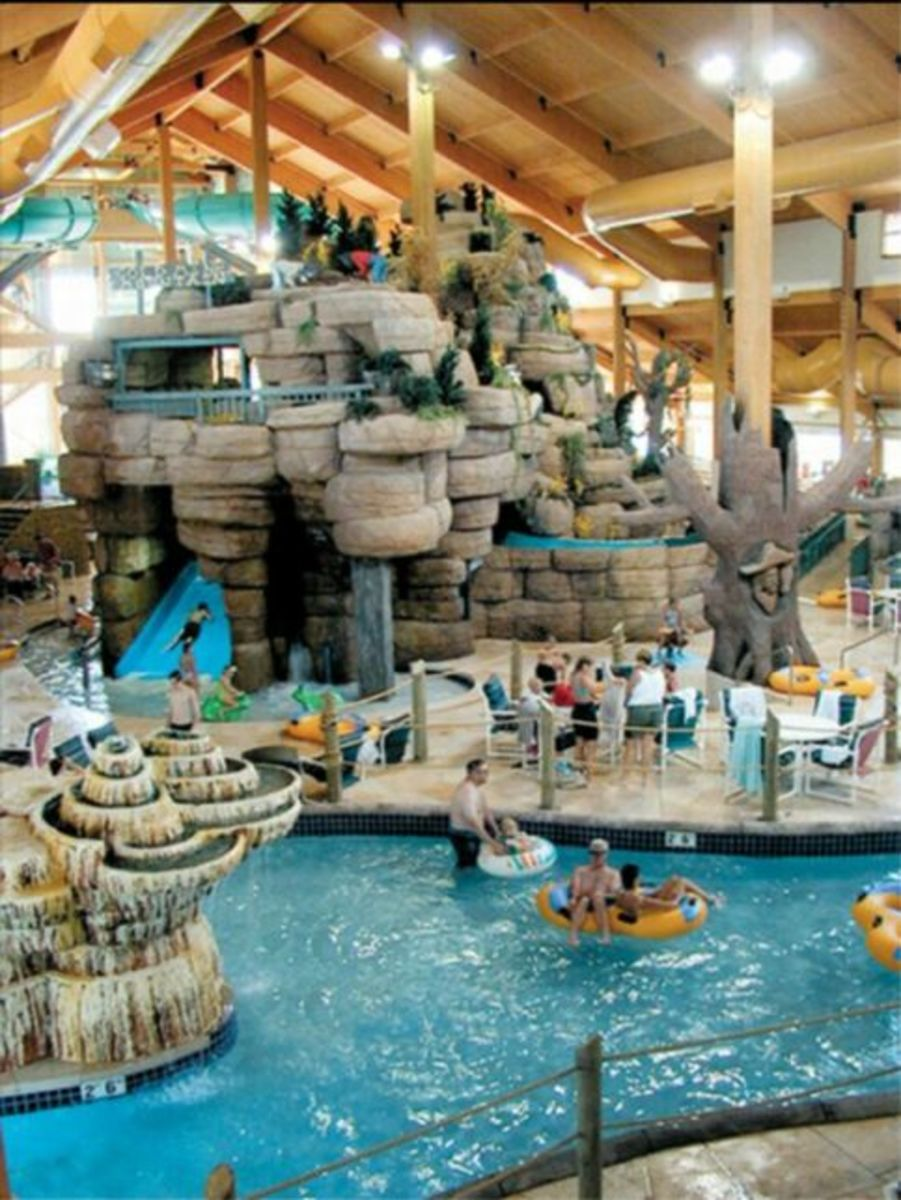 Great Wolf Lodge. 10 Things to Do in Wisconsin Dells Indoors   HubPages