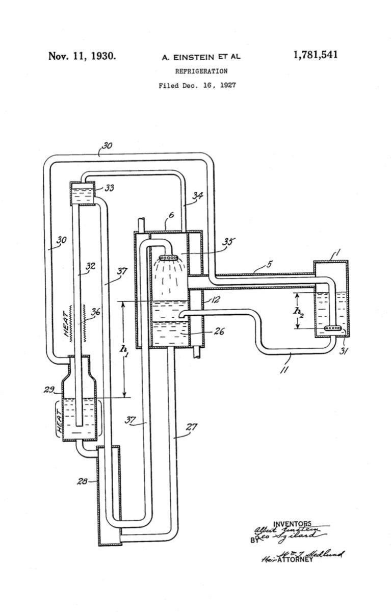U.S. Patent Number 1,781,541; November 11, 1930 [public domain].