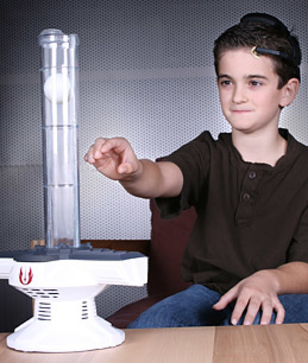 Mind Controlled Toy