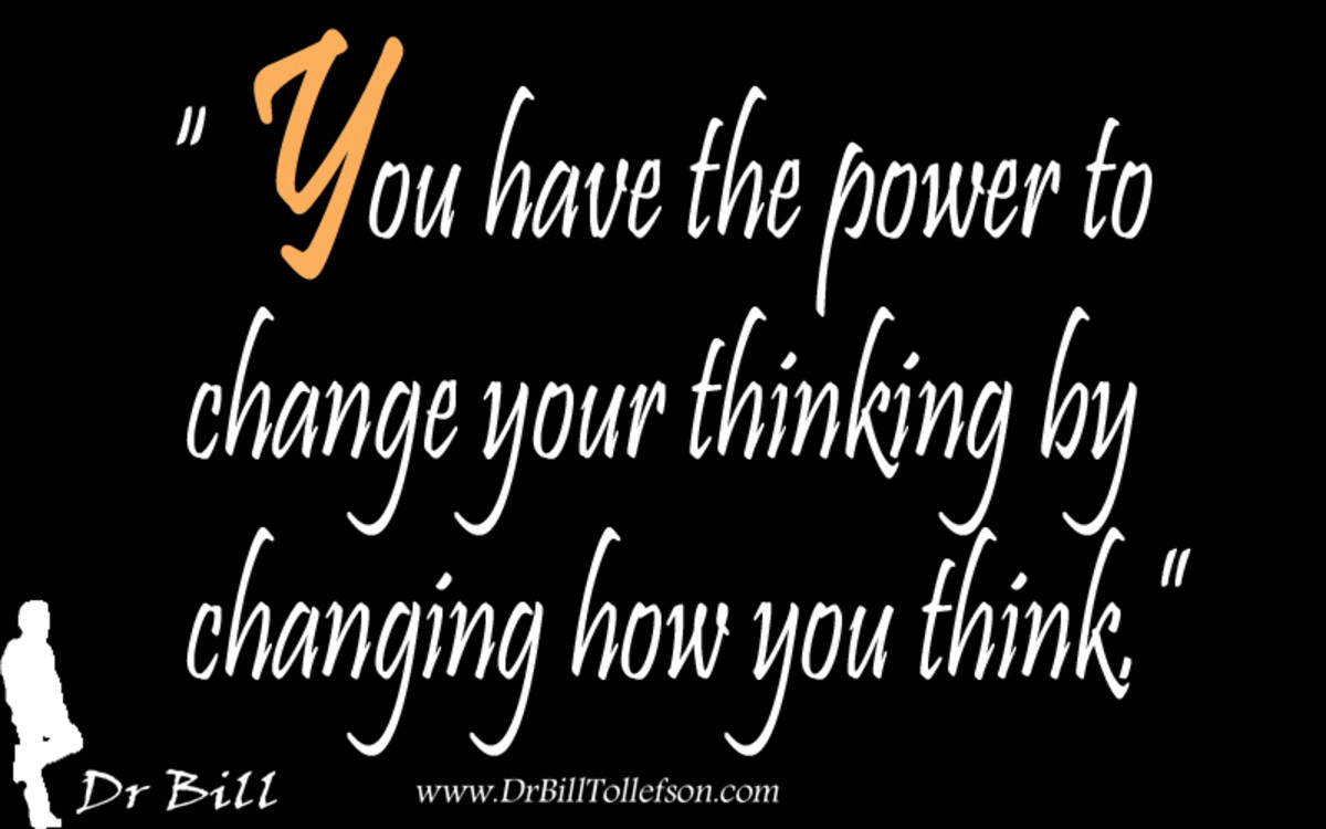 Empower Your Mind. It is all up to you!