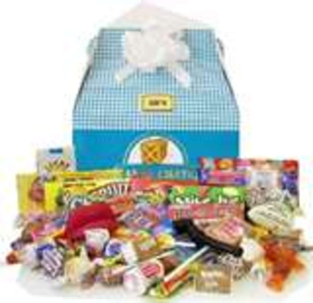 Retro Candy From the 40's, 50's, 60's and so on