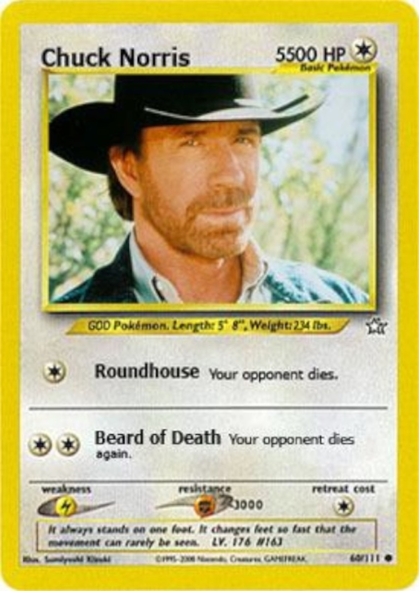 Absolute Best Collection Of Chuck Norris Jokes Hubpages