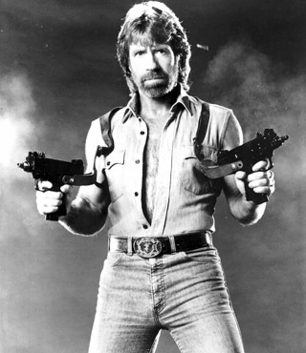 Absolute best collection of Chuck Norris jokes