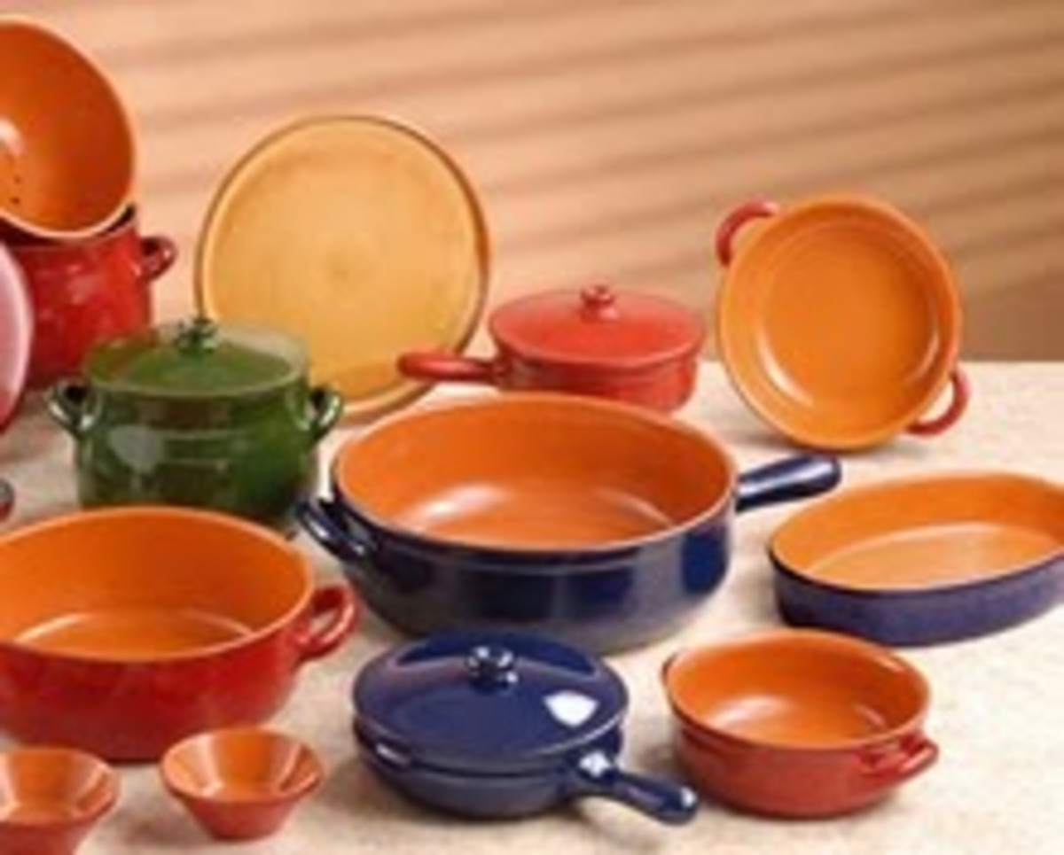 Piral Italian Terracota Cookware