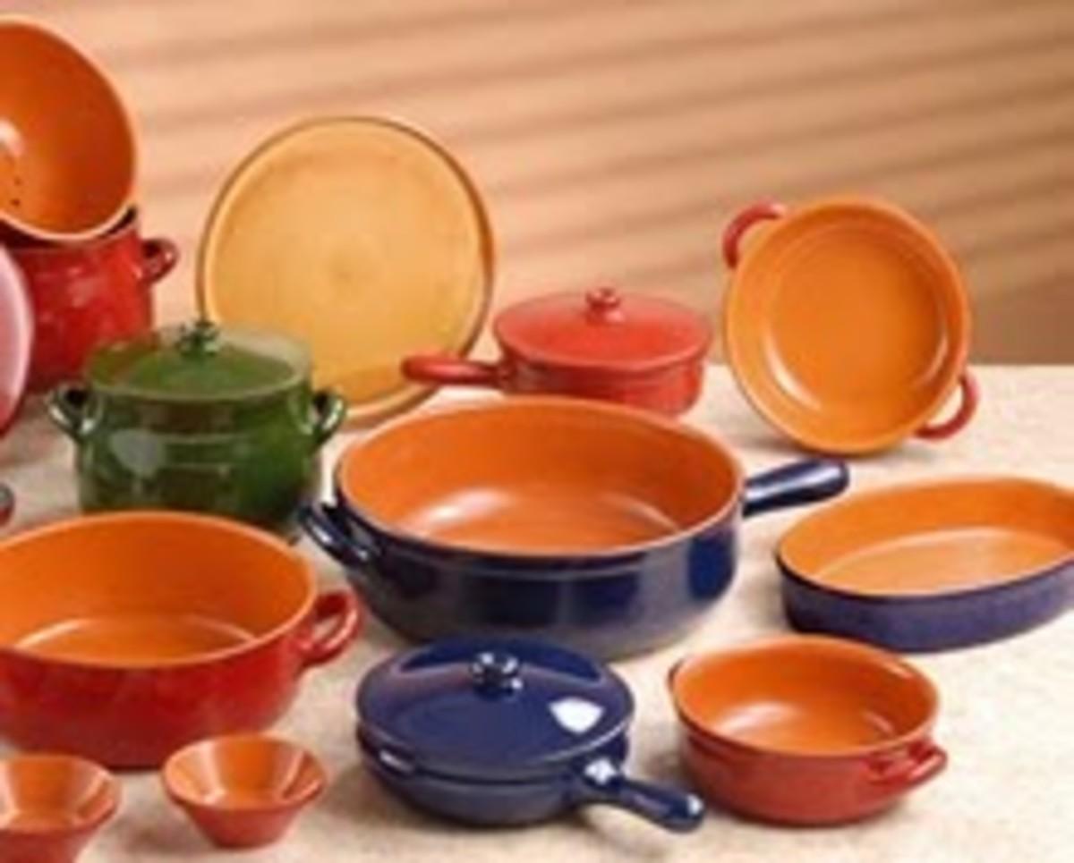 Piral Italian Terracota Cookware