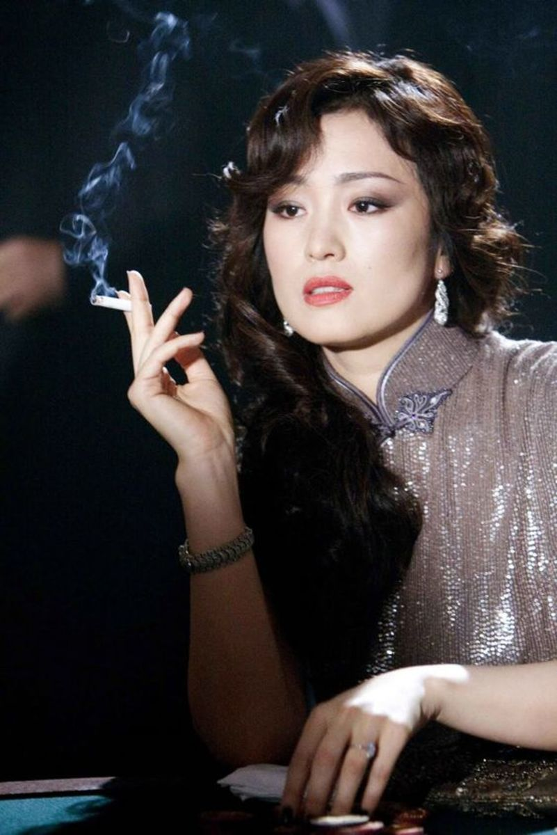 Gong Li - Beautiful Women