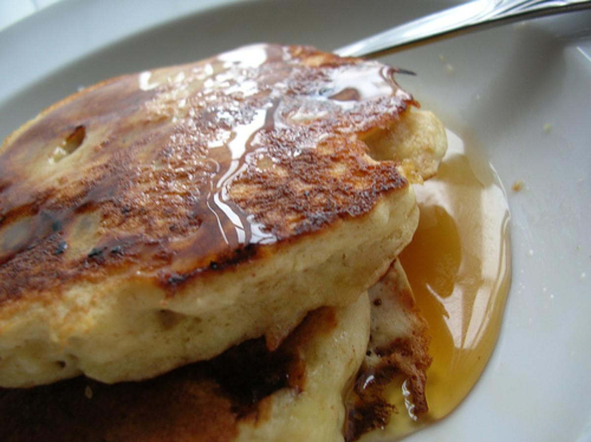 Quesadilla Makers and Pancake Recipes