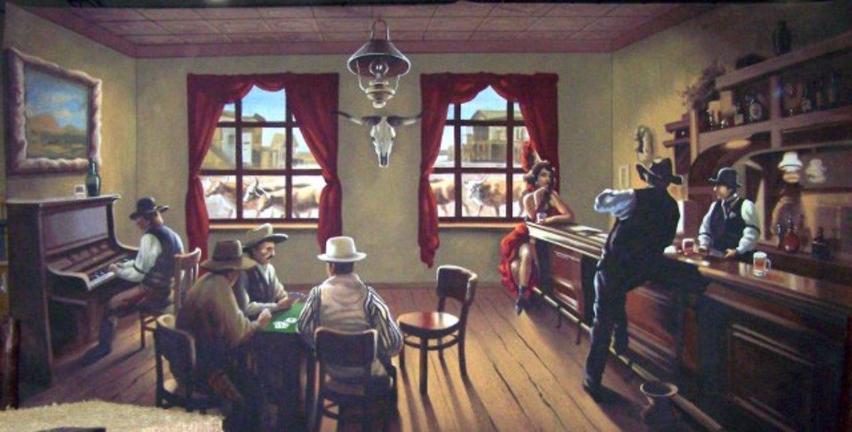 Rusty-Spur Saloon