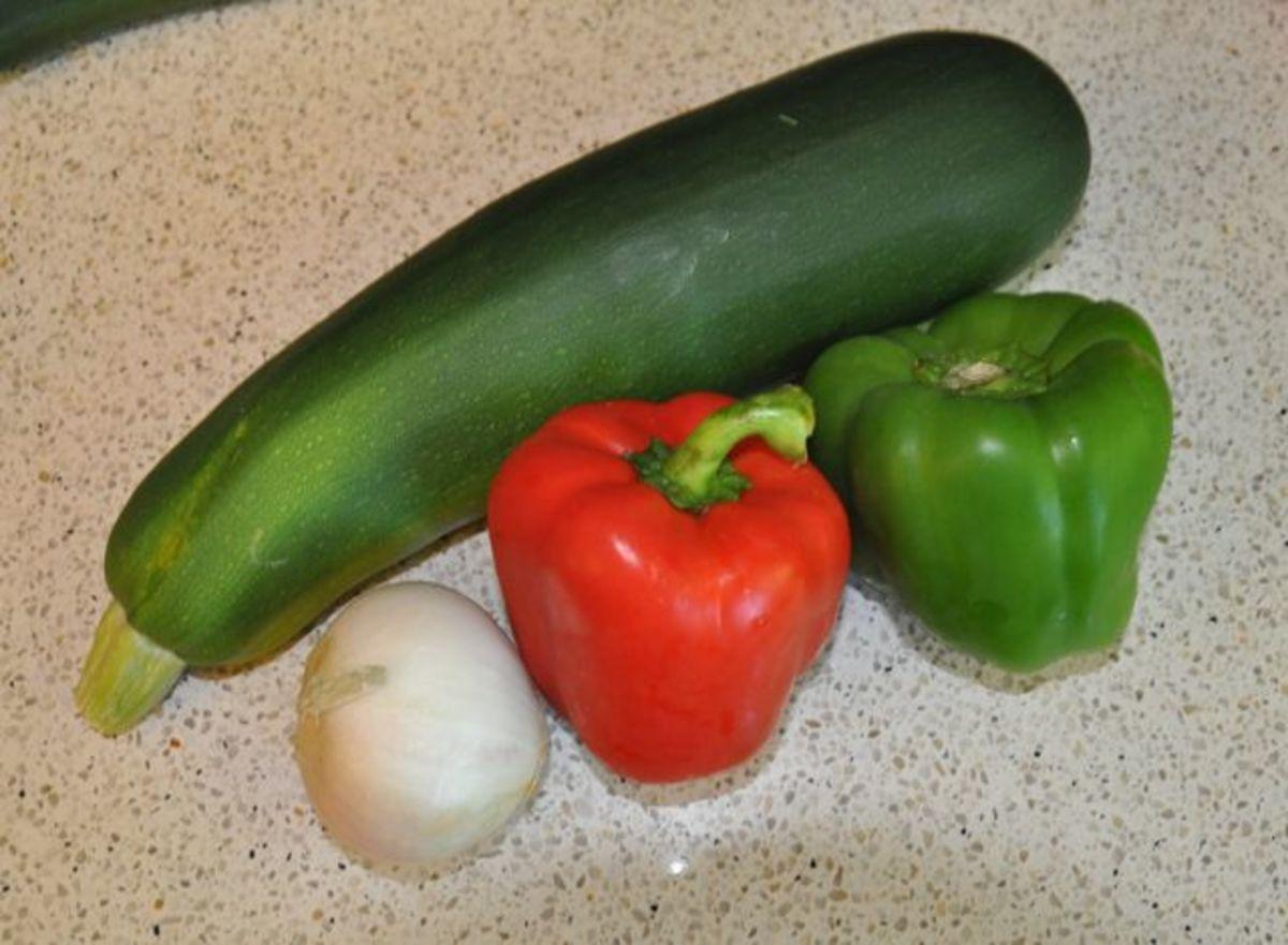 Choose good produce.