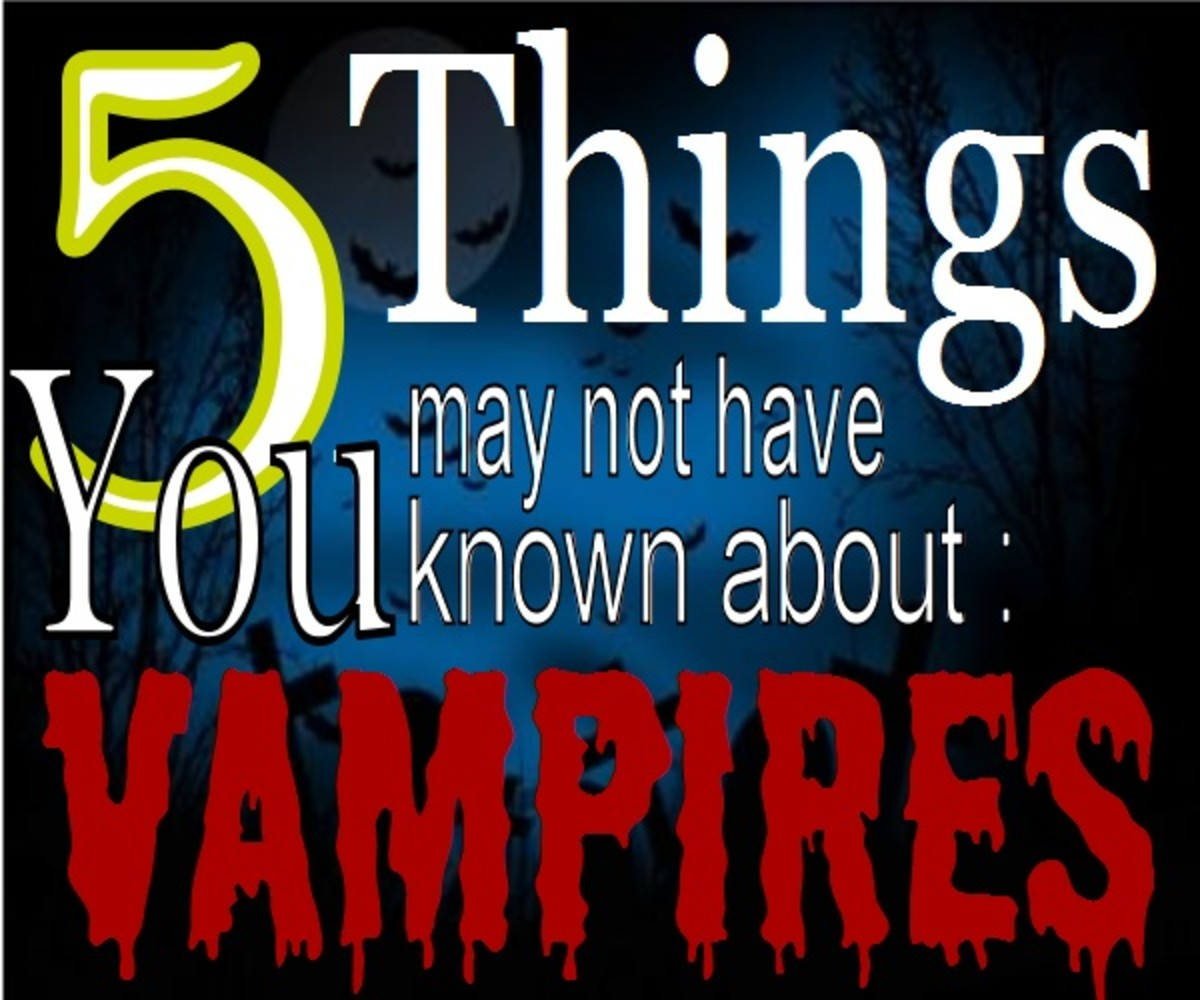 Vampire Facts