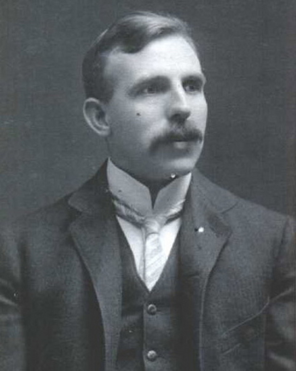 New Zealand born Ernest Rutherford is regarded as the father of nucleur physics, and is credited with first to split the atom in 1917