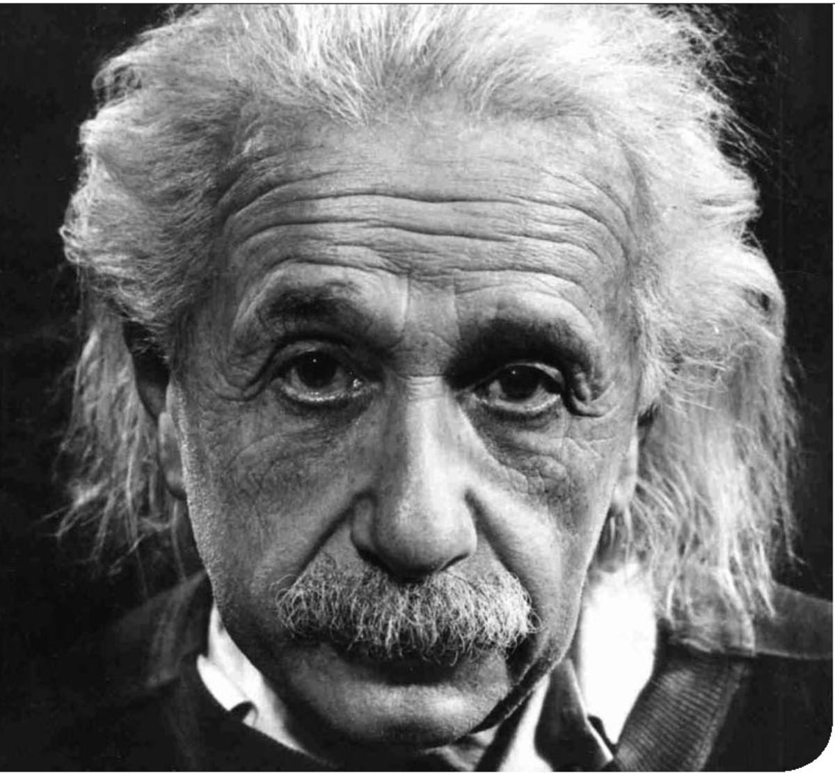 Professor Alber Einstein