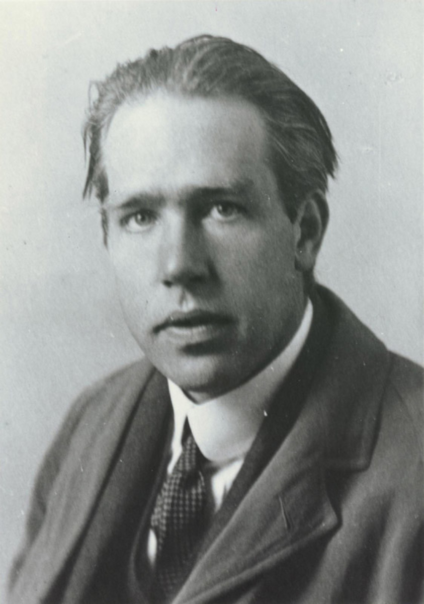 Neil's Bhor, one of the fathers of Quantum Physics