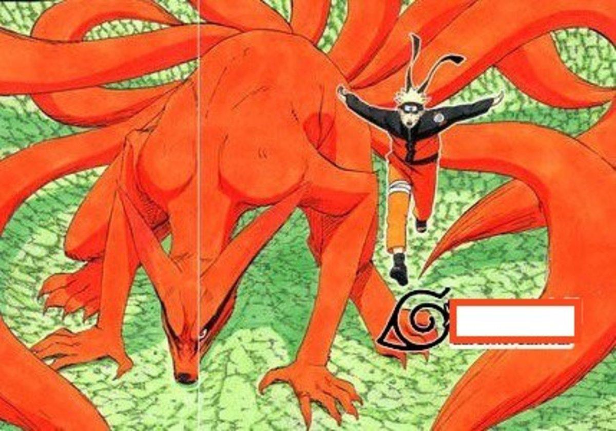 Nine-Tailed Demon Fox (sealed within Naruto Uzumaki of Konohagakure)