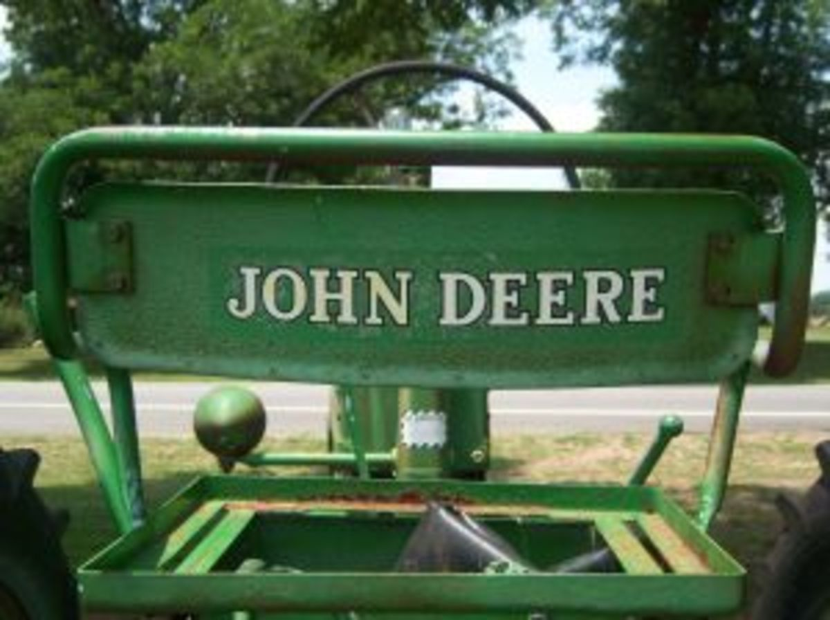 John Deere Bedding is popular for both kids and adults. Image courtesy of wvpress of Sxc.hu