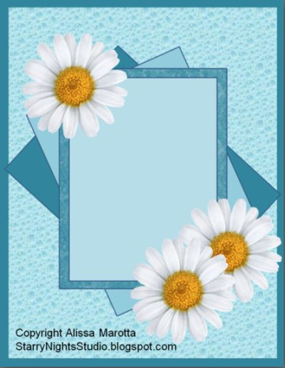 free handmade greeting card layouts  hubpages