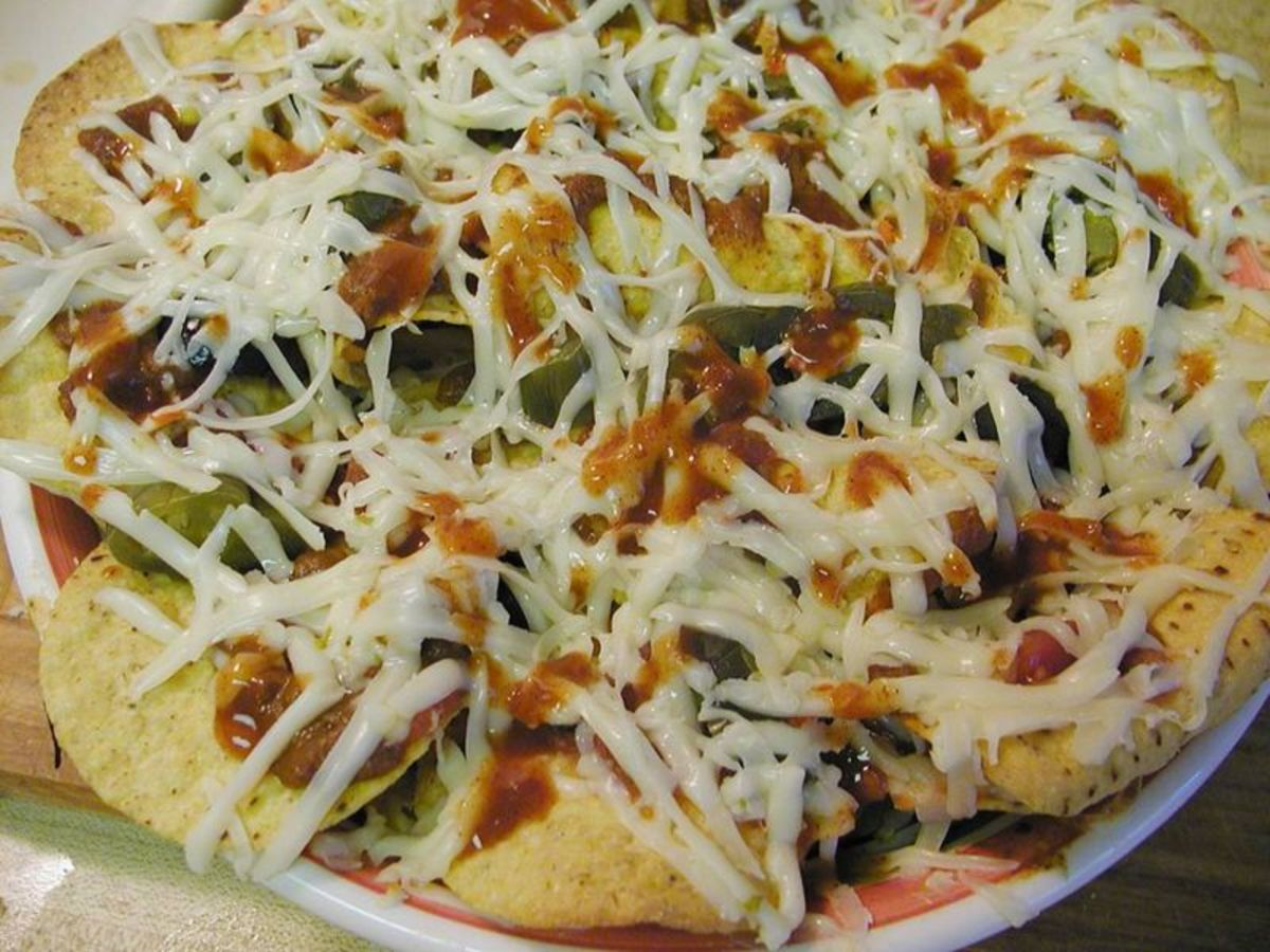 Best Nacho Recipes: Healthy Recipe for Pork Tenderloin Nachos