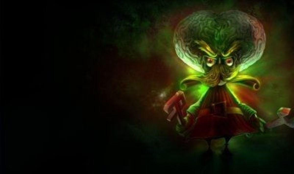 Alien Heimerdinger