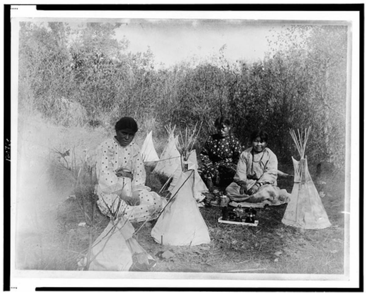 The Washita Battlefield National Historic Site: Ghosts of the Cheyenne