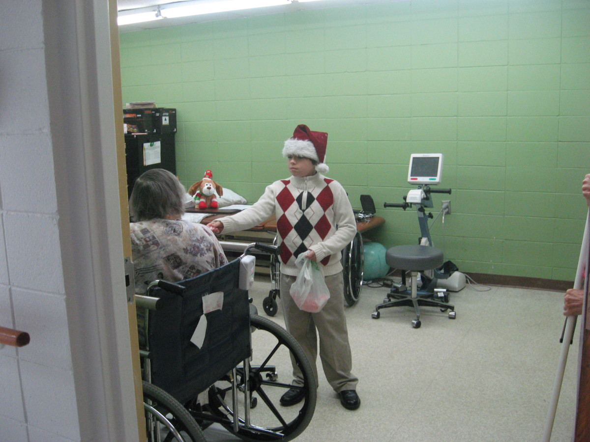 Some nursing homes are much better than others.
