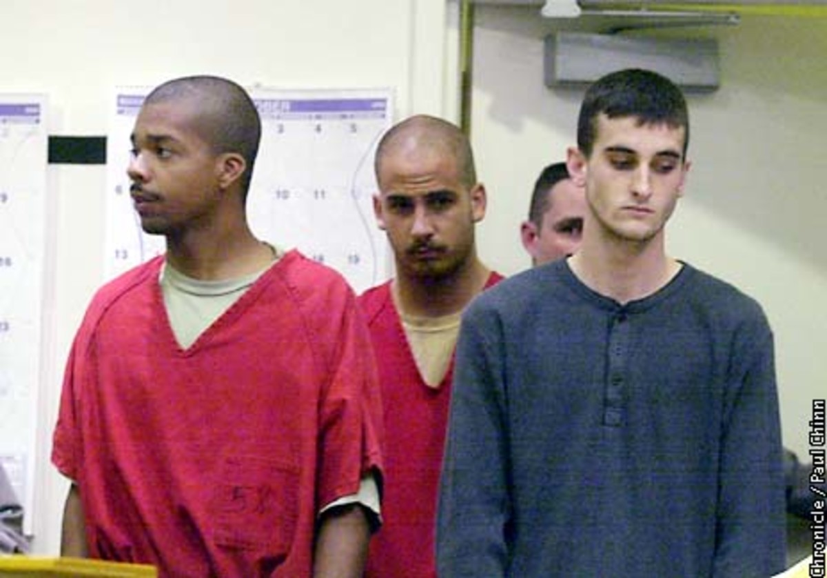 Three of the four defendants in the murder of Gwen Araujo were sentenced to prison on January 27, 2006.