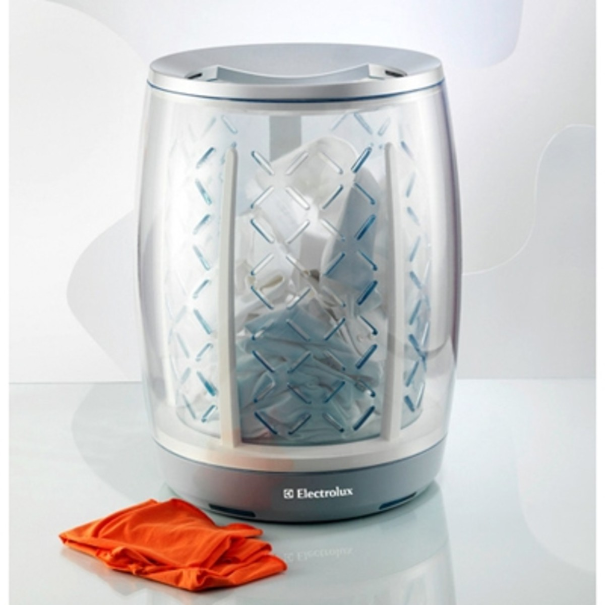 The Electrolux iBasket