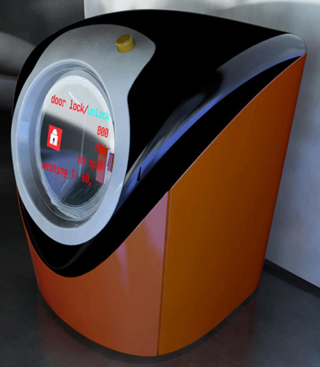 The OVO washing machine