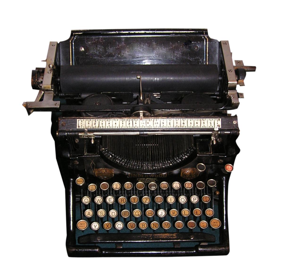 Doesn't matter how you write as long as you write