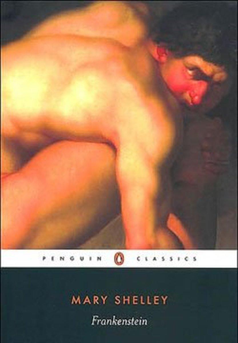 "Shelley subtitled ""Frankenstein"" as ""The modern Prometheus."""
