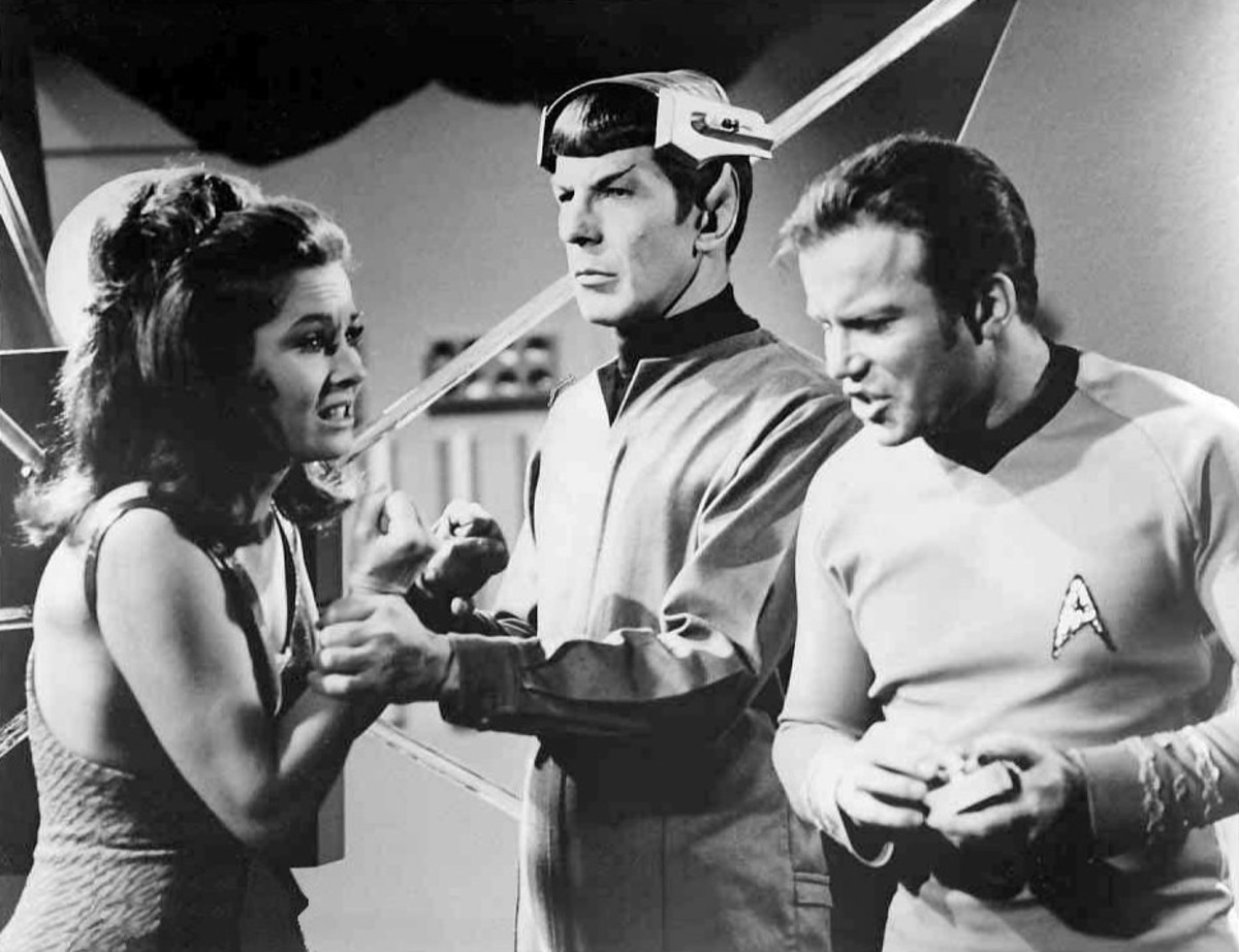 Star Trek in Popular Culture: The Crew as Dentists in Florida