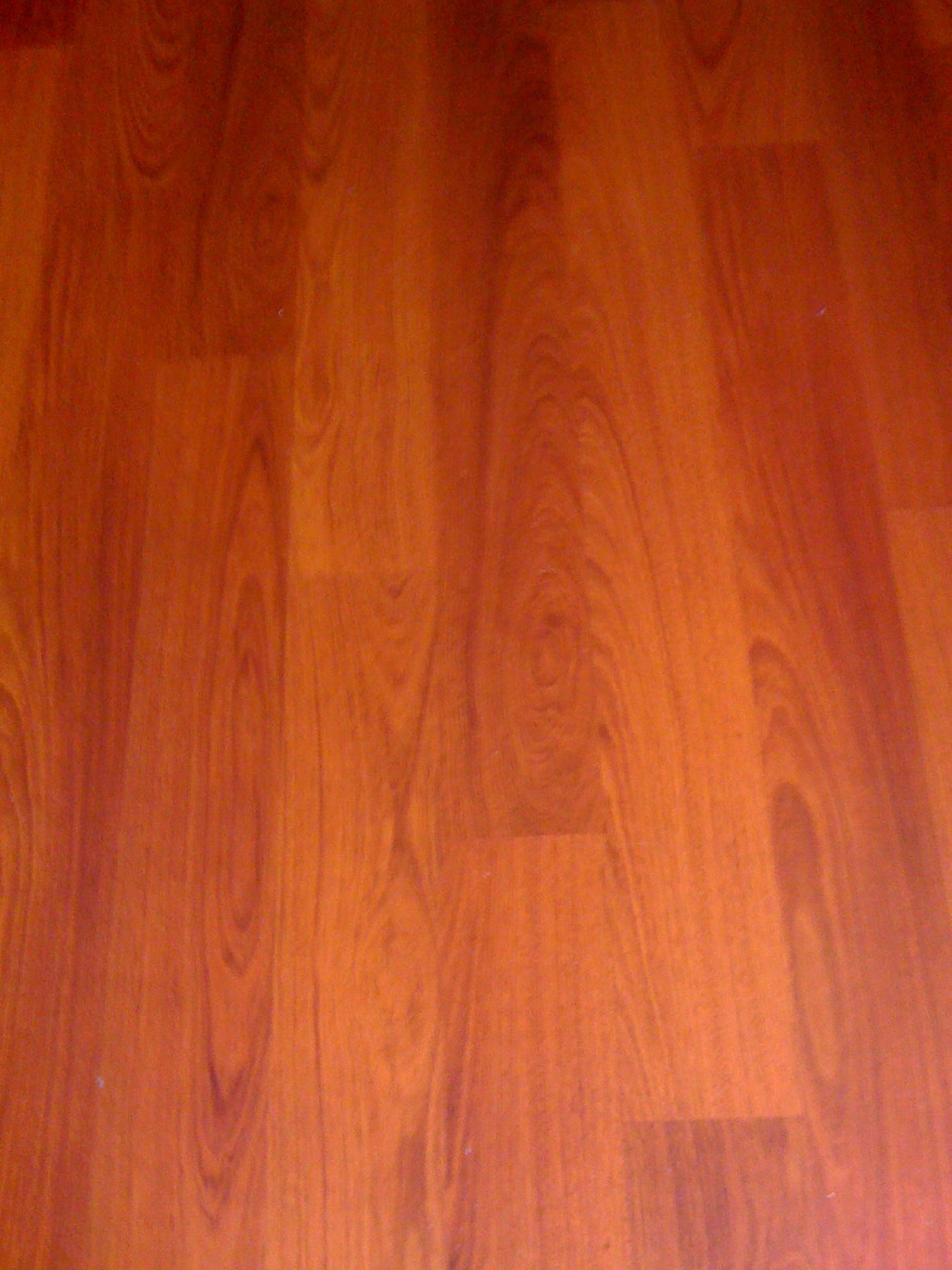 Wood Floor after proper cleaning