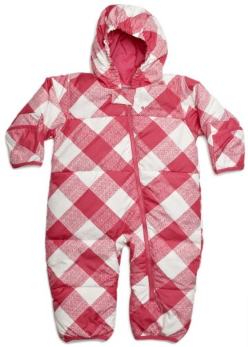 Why Choose Snowsuits for Babies and Toddlers?