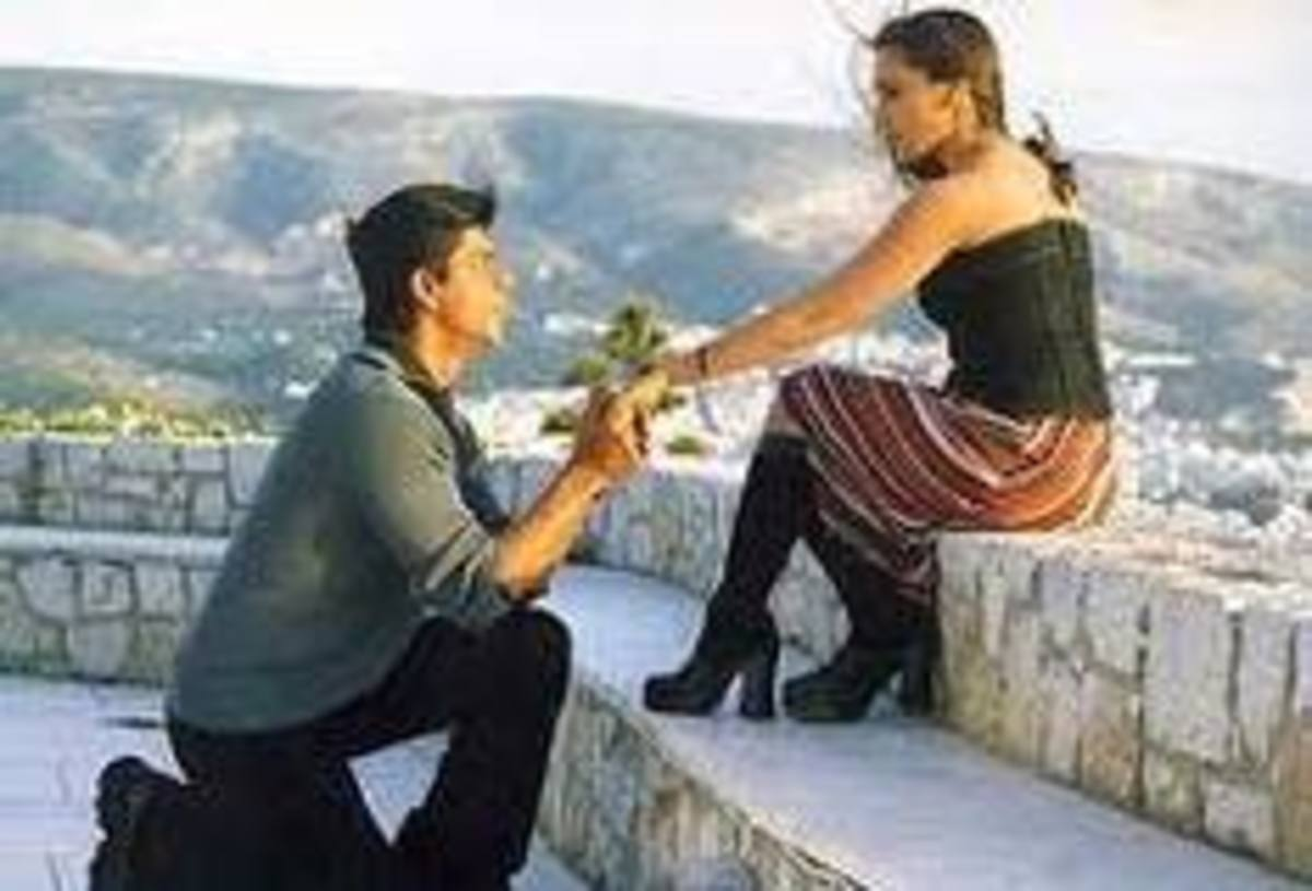 Bollywood Movie With Beautiful Scenery